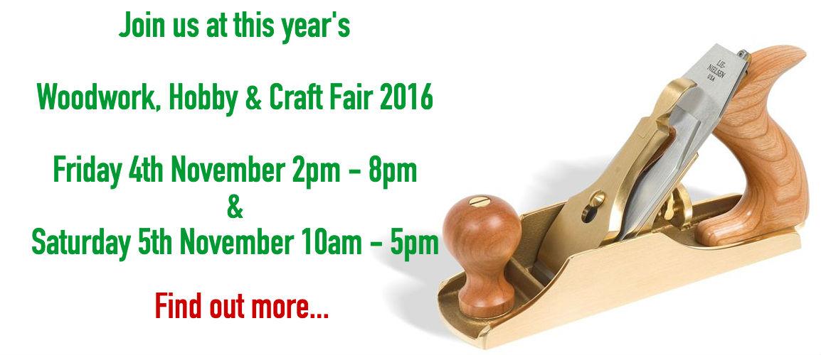Woodwork Hobby and Craft Fair 2106