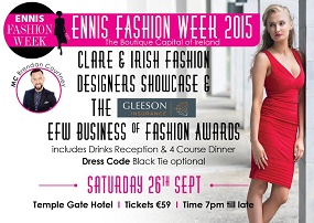 Gleeson Insurance EFW Business of Fashion Awards